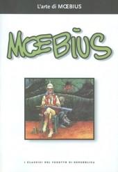 Classici del fumetto di Repubblica (I) -37- L'arte di MŒBIUS