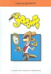 Classici del fumetto di Repubblica (I) -38- L'arte di Jacovitti