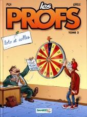 Les profs -2a2003- Loto et colles
