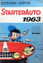 Starter -3- Starter auto 1963