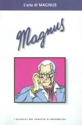 Classici del fumetto di Repubblica (I) -41- L'arte di Magnus