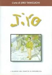 Classici del fumetto di Repubblica (I) -43- L'arte di Jiro Taniguchi