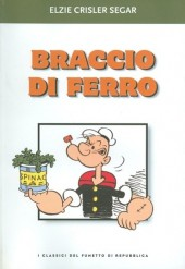 Classici del fumetto di Repubblica (I) -45- Braccio di ferro