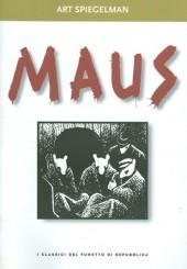 Classici del fumetto di Repubblica (I) -49- Maus