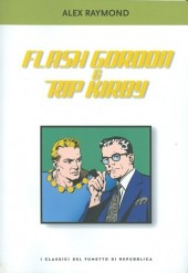 Classici del fumetto di Repubblica (I) -50- Flash Gordon e Rip Kirby