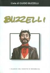 Classici del fumetto di Repubblica (I) -57- L'arte di Guido Buzzelli
