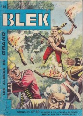 Blek (Les albums du Grand) -114- Numéro 114