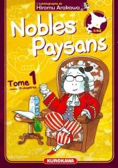 Nobles paysans -1- Tome 1
