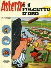 Astérix (en italien) -2- Asterix e il falcetto d'oro