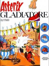 Astérix (en italien) -4- Astérix gladiatore