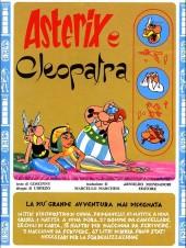 Astérix (en italien) -6- Asterix e cleopatra