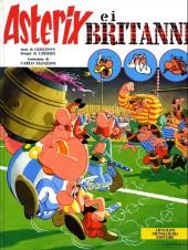 Astérix (en italien) -8- Asterix e i britanni