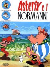 Astérix (en italien) -9- Asterix e i normanni