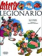 Astérix (en italien) -10- Asterix legionario