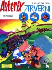 Astérix (en italien) -11- Asterix e lo scudo degli arverni