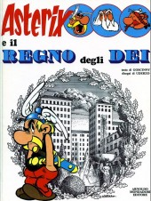 Astérix (en italien) -17- Asterix e il regno degli dei