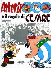 Astérix (en italien) -21- Asterix e il regalo di cesare