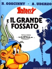 Astérix (en italien) -25- Asterix e il grande fossato