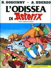 Astérix (en italien) -26- L'odissea di asterix