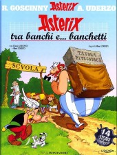 Astérix (en italien) -32- Asterix tra banchi e... banchetti