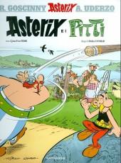 Astérix (en italien) -35- Asterix e i pitti