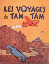 Tam Tam (Les voyages de) -1- Les voyages de Tam Tam