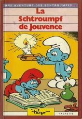 Les schtroumpfs (Hachette-Livre de poche) -11- La schtroumpf de jouvence