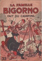 La famille Bigorno -5- La famille Bigorno fait du camping