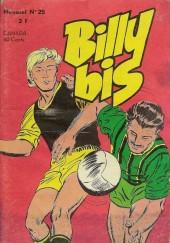 Billy Bis -25- Une vieille connaissance
