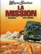Wayne Shelton -1ES- La Mission