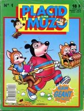 Placid et Muzo (Super) -Rec1- Album n°3 et hs 194