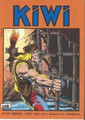Kiwi -475- L'imposteur