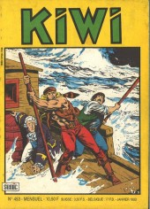 Kiwi -453- Six hommes à la dérive
