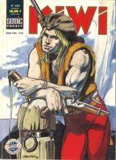Kiwi -539- Le rebelle au bois dormant