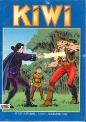 Kiwi -523- Le magicien de Harcell