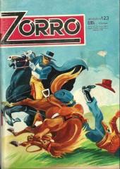 Zorro (SFPI) -123- Un témoin génant