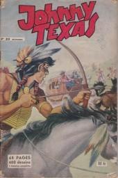 Johnny Texas -25- La vallée du soleil