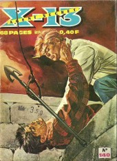 X-13 agent secret -140- La grande menace