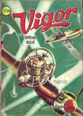 Vigor -Spé- Spécial relié (du n°117 au n°119)