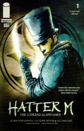 Hatter M: The Looking Glass Wars (2005)