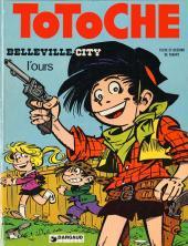 Totoche -6- Belleville city + L'ours