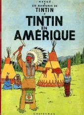 Tintin (Historique) -3B25- Tintin en amérique