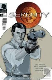 Serenity (Dark Horse Comics - 2005) -3VC- Issue # 3