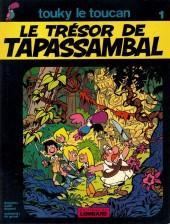 Touky le toucan -1- Le trésor de Tapassambal