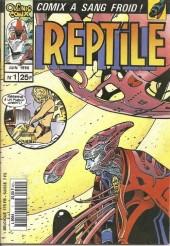 Reptile (nouvelle formule) -1- Reptile