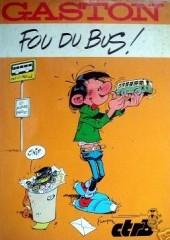 Gaston (Hors-série) -FB38- Fou du bus - CTRB