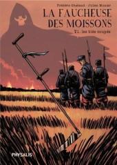 La faucheuse des moissons -1- Les blés coupés
