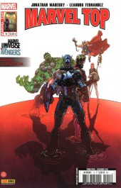 Marvel Top (Marvel France 2e série) -12- Marvel Universe vs. The Avengers