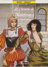 Les chemins de Malefosse -1c1996- Le diable noir