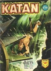 Katan -15- Le dragon d'or